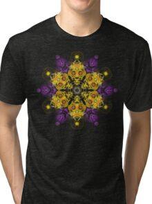 Fractal Tnemele Tri-blend T-Shirt
