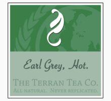 Fictional Brew - Earl Grey, Hot. T-Shirt