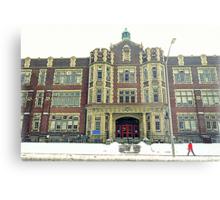 University of Toronto Building Metal Print