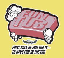Fun Tub  One Piece - Short Sleeve