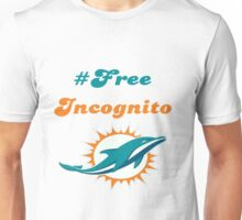 Free Incognito! Unisex T-Shirt