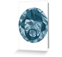Schoolboy Q Tie Dye Greeting Card
