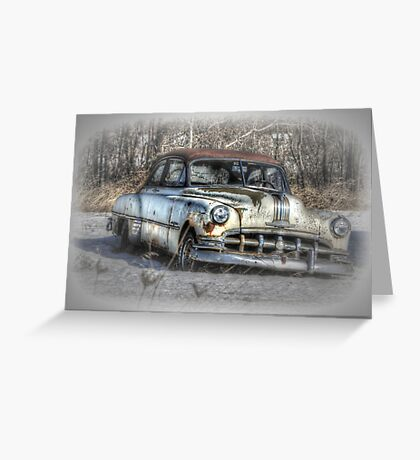 Classic Cruiser Greeting Card