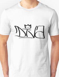 Diva Graffiti Unisex T-Shirt