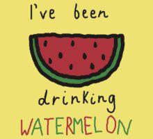Watermelon Baby Tee