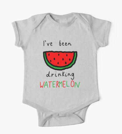Watermelon One Piece - Short Sleeve