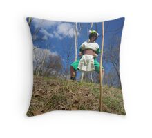 ATLA - Toph 001 Throw Pillow