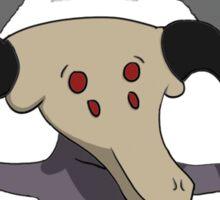 Cute Capra Demon Sticker