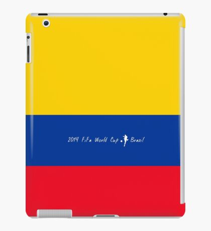 Colombia iPad Case/Skin