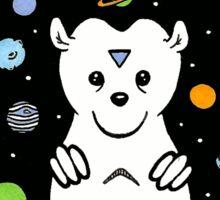 Galactic Hedgehog Sticker