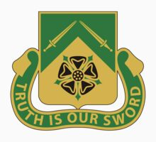 19th Military Police Battalion - Truth Is Our Sword by VeteranGraphics
