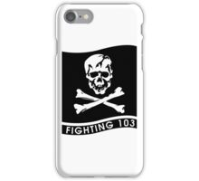 VFA-103 Jolly Rogers iPhone Case/Skin