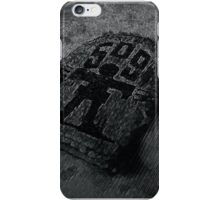 g-man iPhone Case/Skin