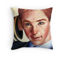 Martin Crieff Throw Pillow