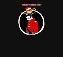 Hatters Gonna Hat - RED Unisex T-Shirt
