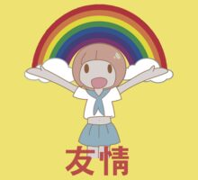 Mako Friendship! 友情 by Collasoul