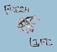 Fresh Life Peacock Bass Big Baby Tee