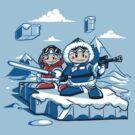 Hoth Climbers by drawsgood