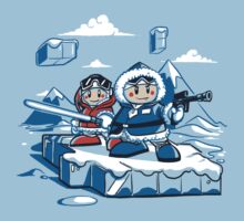 Hoth Climbers One Piece - Short Sleeve