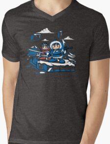 Hoth Climbers Mens V-Neck T-Shirt