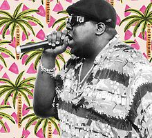 Biggie in Paradise by heyitsjro