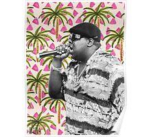Biggie in Paradise Poster