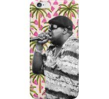 Biggie in Paradise iPhone Case/Skin