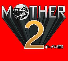 Mother 2 by TheYoshinoya