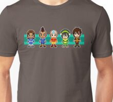 Team Avatar Plus Sifu Hotman Pixels Unisex T-Shirt
