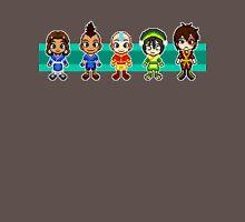Team Avatar Plus Sifu Hotman Pixels T-Shirt
