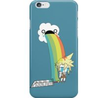 Cloud Spewing On Cloud iPhone Case/Skin