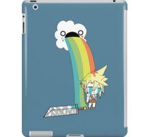 Cloud Spewing On Cloud iPad Case/Skin