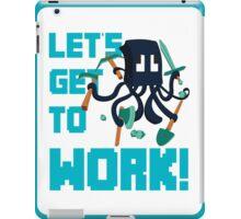 Mincraft squid iPad Case/Skin