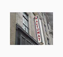 Vintage Automat Sign, Chestnut Street, Philadelphia, Pennsylvania  T-Shirt