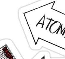 Big Black - Atomizer Sticker