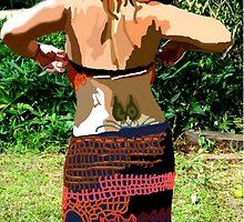Crochet Cowgirl Rotoscope by rockabilby