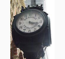 Classic Reading Terminal Clock, Market Street, Philadelphia, Pennsylvania Unisex T-Shirt
