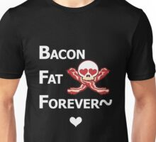 Miscellaneous - bacon fat forever - dark Unisex T-Shirt