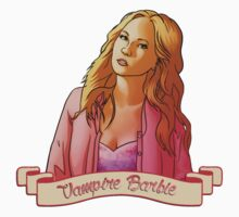 """Vampire Barbie"" - The Vampire Diaries by koenigs"