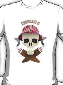 Schoolboy Q Skull & Cross T-Shirt