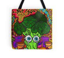 Save The Veggies - Broccoli Tote Bag