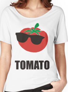 Cool Tomato Women's Relaxed Fit T-Shirt