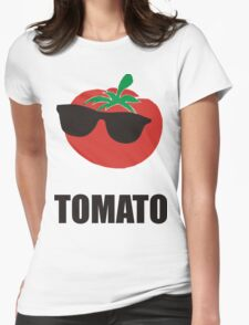 Cool Tomato Womens Fitted T-Shirt