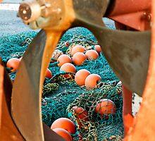 Fishing net by 3523studio