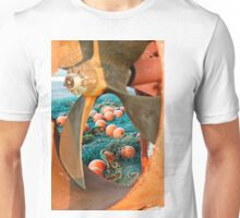 Fishing net Unisex T-Shirt