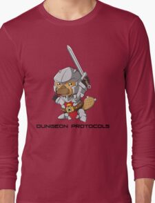 Dungeon Protocols (DPS) Long Sleeve T-Shirt