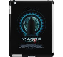 Chosen One's Game iPad Case/Skin