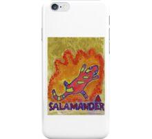 Salamander iPhone Case/Skin