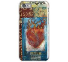 Yoga Sacred iPhone Case/Skin