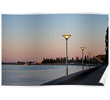 Newcastle Foreshore Poster